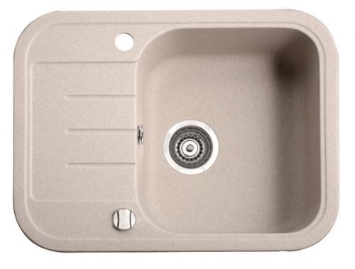 Мойка Pesta - чаша и малое крыло Размеры: 620x470x190 мм. Размеры чаши: 350x400x180 мм. Минимальный размер шкафа: 45 см.