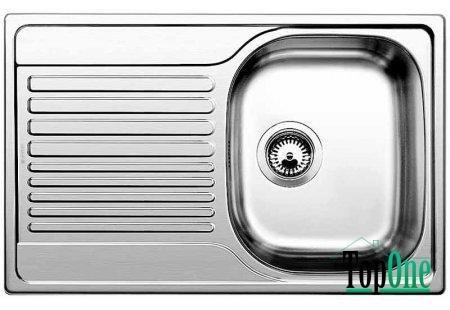 Фото  1 Мойки из нержавеющей стали Blanco TIPO 45S Compact (513441) 1403075