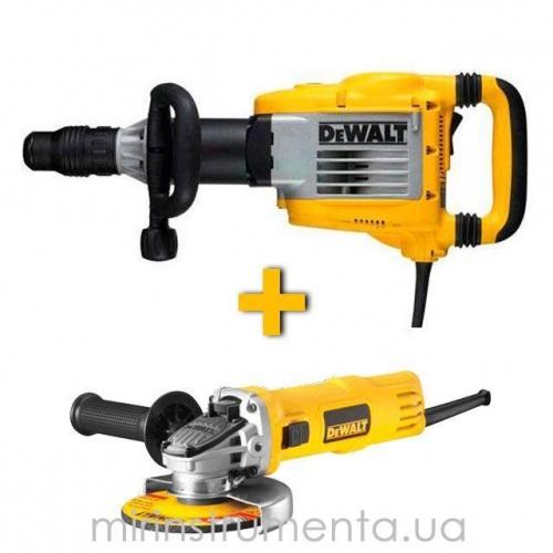 Молоток отбойный DeWALT D25901KR SDS-MAX