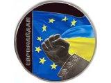 Фото  1 Монета Евромайдан 1879206