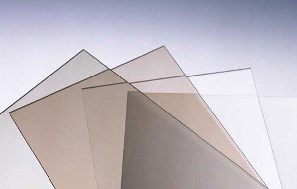 Фото 5 Монолитный поликарбонат SOTON SOLID 2-10 мм (бесцветный/бронзовый) 341645