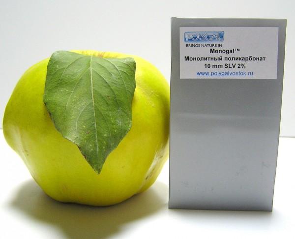 Монолитный ударопрочный поликарбонат 5 мм, цветной, ТМ Monogal