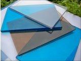 Монолитный поликарбонат SOTON (Сотон) бронза (цветной) 3мм
