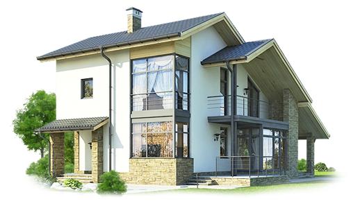 Монолитное утепление фасада теплоизоляционными штукатурными смесями ТМ ПЕРЛИТКА. 180грн/м2 - работа материал