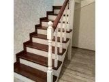 Фото 1 Лестница деревянная от производителя в дом/квартиру на заказ/наличие 344020