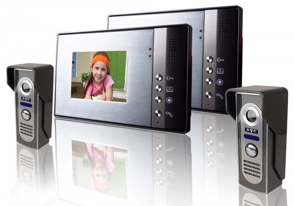 Монтаж домофонов, видеопанелей, домофонных систем