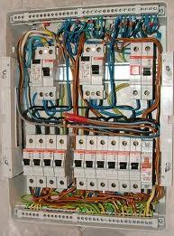 Монтаж электрощита накладного (до 12 модулей)
