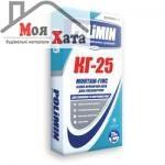 Монтаж-гипс кг-25 белый армирующий клей для гипсокартона
