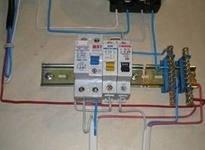 Монтаж и подключение однофазного автомата (полный монтаж)