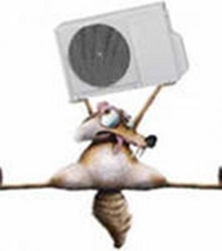 Монтаж кондиционеров и систем вентиляции от 700 грн