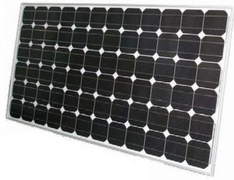 Монтаж монокристаллических солнечных модулей в Черновцах