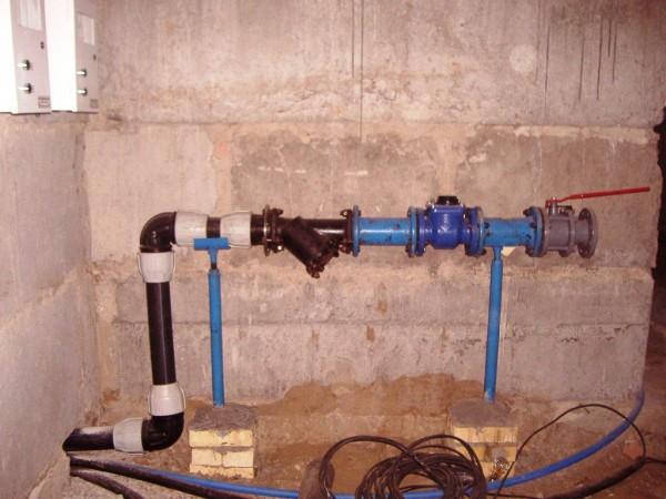 Монтаж насосного оборудования, ремонт, замена