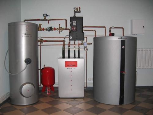 Монтаж отопление водоснабжение канализация теплый пол електро полы. Загородного дома ( коттеджа )