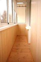 Монтаж пола на балконе с утеплением