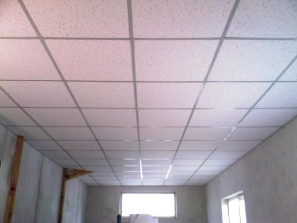 Монтаж потолка Армстронг Выполняем работы по монтажу подвесных потолков
