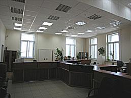 Монтаж потолков Армстронг в офисных помещениях,монтаж гипсокартонных потолков,подвесных,материал.