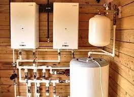 Монтаж систем отопления, водоснабжения и канализации