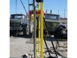 Монтаж скважинного приямка из бетонных колец