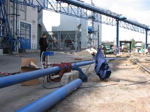 Монтаж технологических трубопрободов из полимерных материалов, в том числе водопровода и канализации