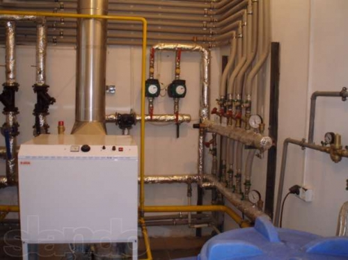 Монтаж, Установка, Водоснабжение, отопление, канализация, котлы, бойлера, теплый, пол и д Киев