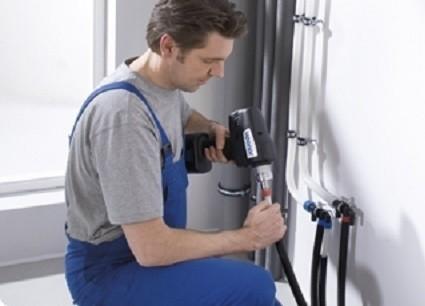 Монтаж водоснабжения (последовательн. , коллекторн. ) без стоимости материалов (оборудования)