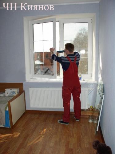 Монтаж, замер, ремонт, регулировка металлопластиковых окон и дверей.