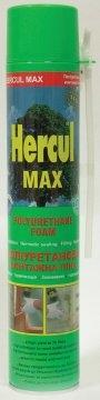 Монтажная пена «HERCUL MAX» — однокомпонентная полиуретановая ручная пена