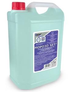 МОРОЗО-БЕТ® - противоморозная добавка в бетон от 0° до -8° С.