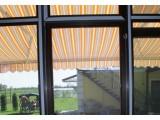 Москитная сетка на балконную дверь на Радужном
