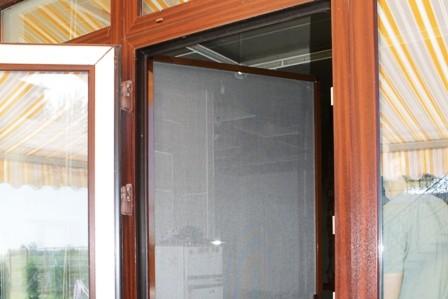 Москитная сетка на балконную дверь на Воскресенке