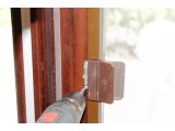 Москитная сетка на балконную дверь Правый берег