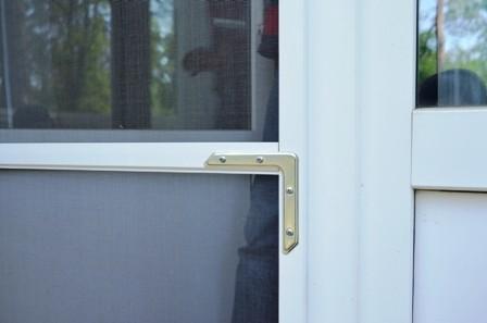 Москитная сетка на балконную дверь в Днепровском районе