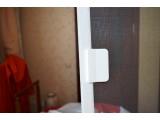 Москитная сетка на балконную дверь в Соломенском районе