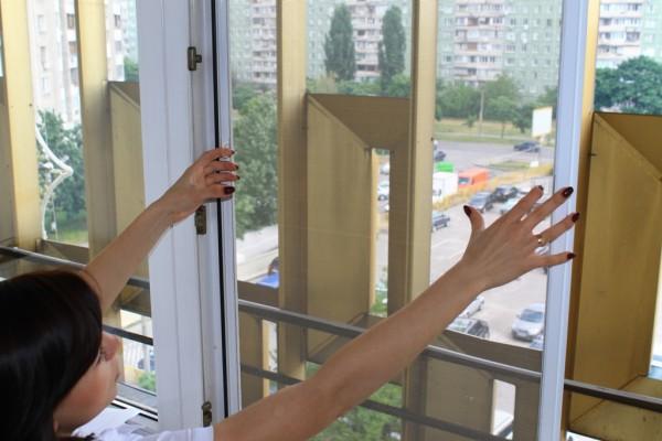 Москитные сетки на окна и двери в районе Осокорки