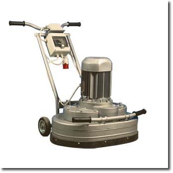 Мозаично-шлифовальна я машина СО-199 (5,5 кВт/380 В) 135 кг