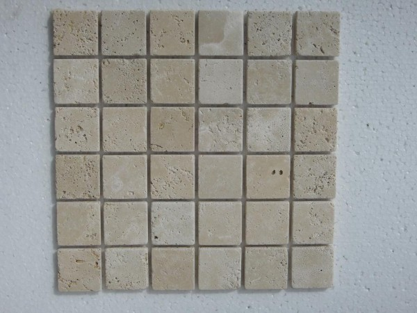 мозаика Classic Travertine 2,3х2,3х1