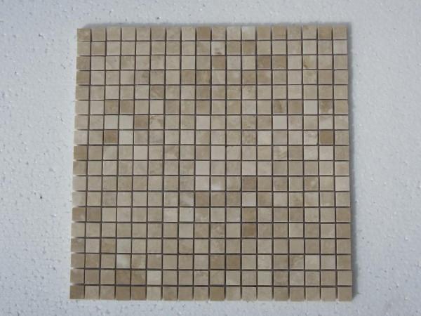 мозаика мраморная Cappuchino 1,5х1,5х1