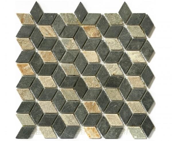 Мозаика. Натуральный, природный камень.
