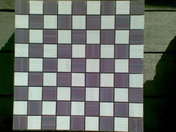 Мозаика керамика 25х25