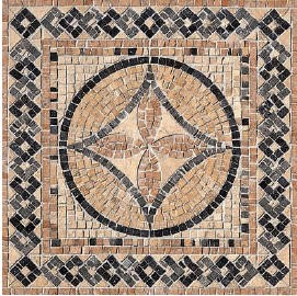 Мозаїка з мармуру
