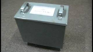 Фото 2 Трансформатор понижуючий трифазний ТСЗІ- 2,5 кВА, (380 40 В) 330367