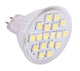 MR16 12V 24x5050 Warm White Color MR16 12V 24x5050 Warm White Color
