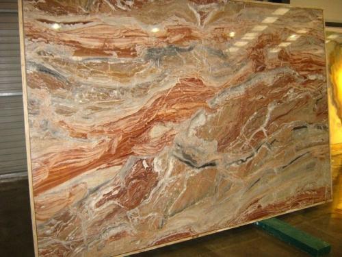 Мрамор Arabescato Orobico Rosso. Мраморный подоконник, Мраморный пол, Мраморная лестница