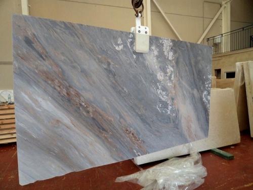 Мрамор Palissandro blue(Италия)Подоконн ик из мрамора. Полы из мрамора. Портал камина из мрамора. Столешницы из мрамора.