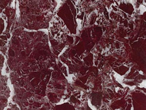 Мраморная плитка Rosso Levanto