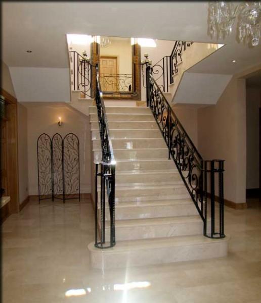 Мраморные лестницы Харьков