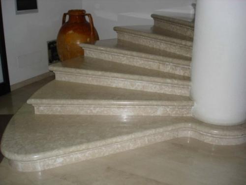 Мраморные лестницы Мариуполь
