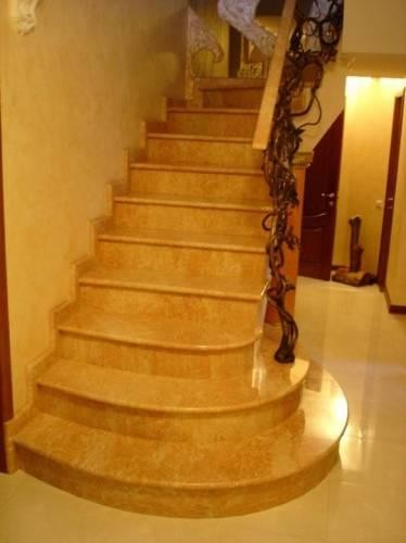 Мраморные лестницы Одесса