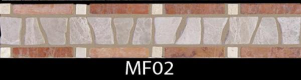 Мраморный фриз. Код MF-02.300 х 50 х 7,5 мм.