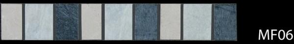 Мраморный фриз. Код MF-06.260 х 40 х 7,5 мм.